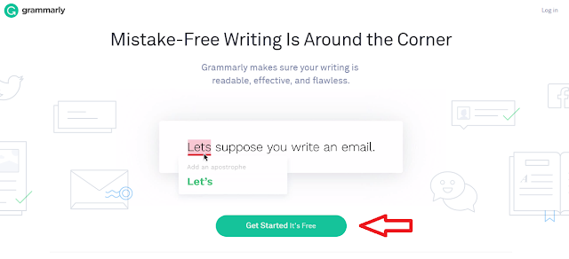 create grammarly premium free account