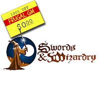 Free GM Resource: Swords & Wizardry Light