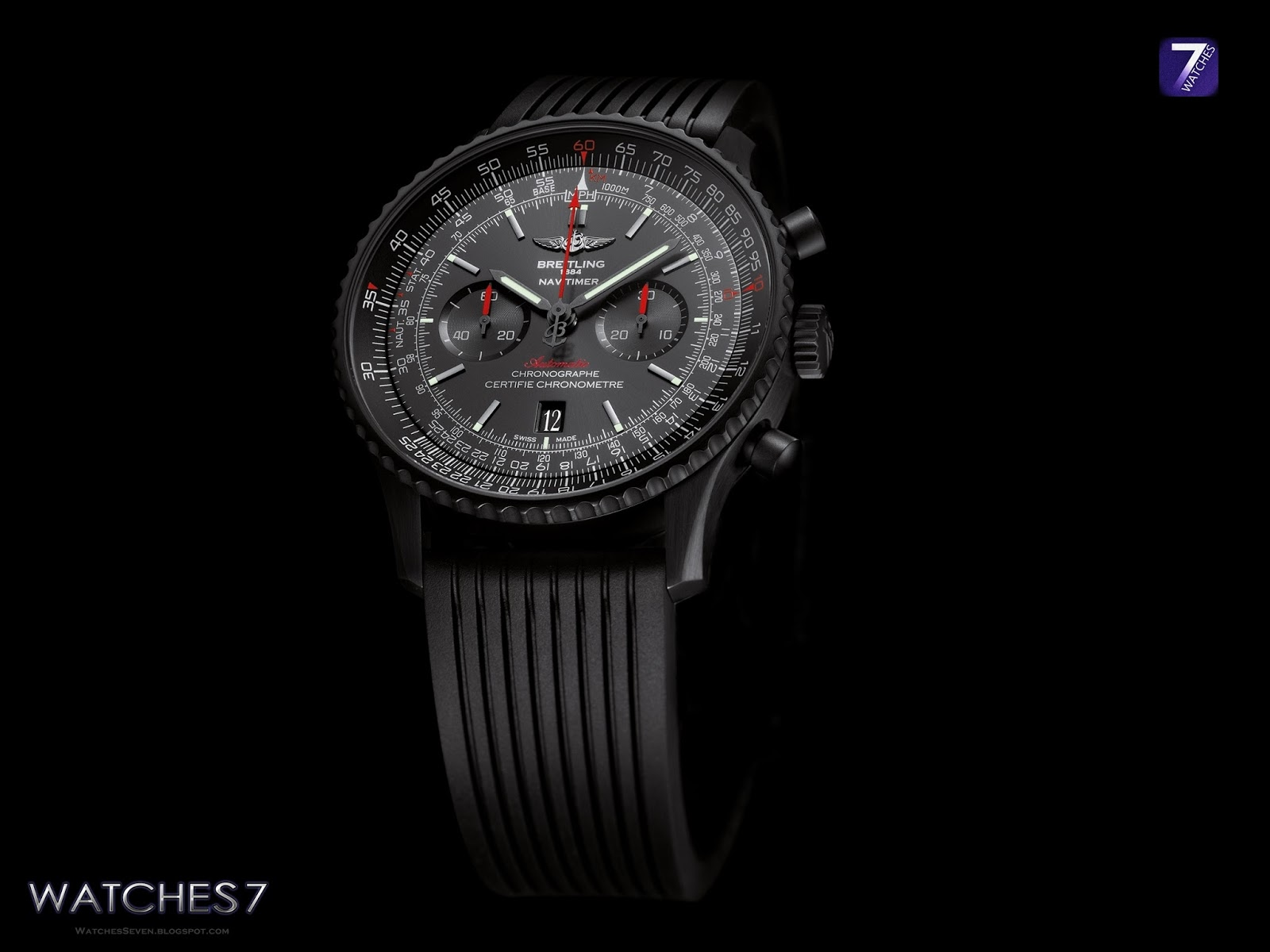 d9dc51d99d1 The legend turns black. A highly exclusive version of the large-size  Navitimer