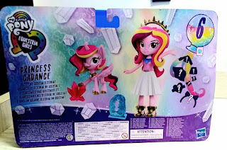 Early Photos of Pinkie Pie, Minty & Princess Cadance Fashion Squad Figures