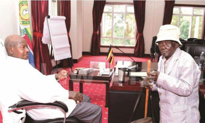 'Oldest man in Uganda dies aged 134'