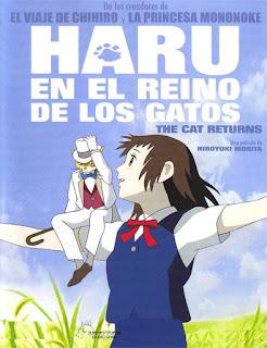 Haru en el reino de los gatos) (2002) | DVDRip Latino HD GDrive 1 Link