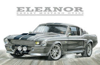 1967 Shelby Mustang GT500 Eleanor