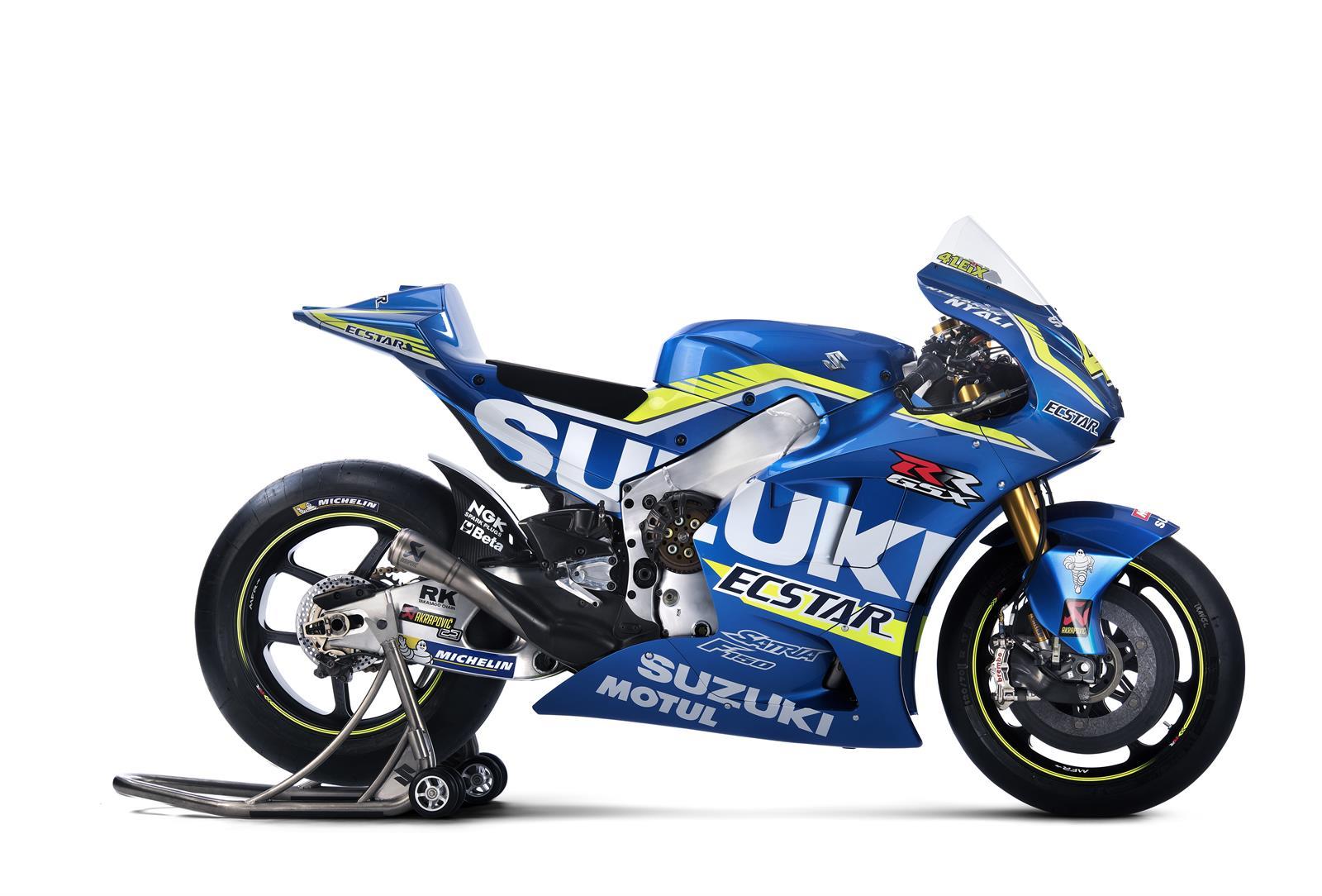 Planet Japan Blog: Suzuki GSX-RR Team Suzuki Ecstar MotoGP 2016