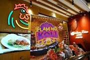 Promosi Flaming Koli Sempena Deepavali Di The Chicken Rice Shop