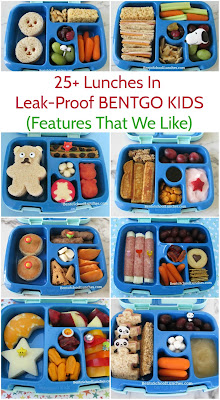 25+ Lunches In Leak-Proof Bentgo Kids & Features That We Like