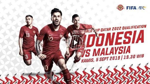 Jadwal Live Streaming Timnas Indonesia di TVRI