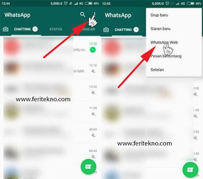 mengatasi akun whatsapp yang disadap