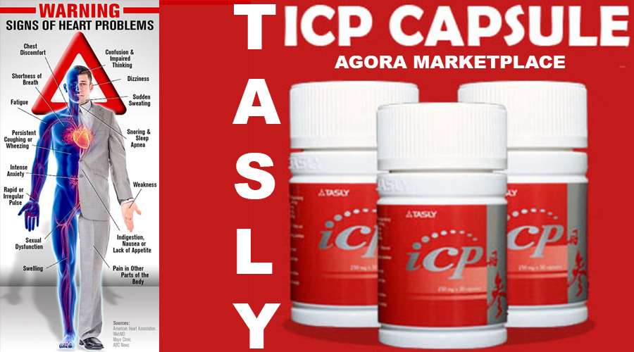 Functions of Tasly ICP Capsule with your Heart