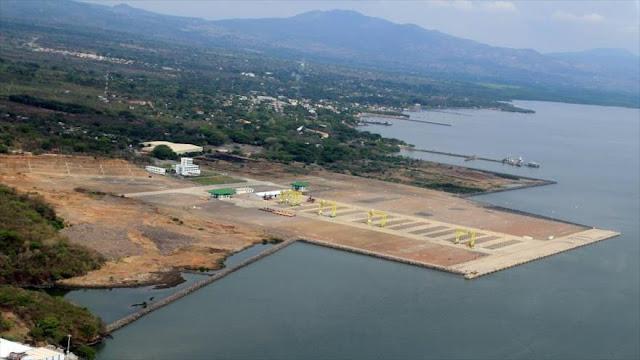 EEUU ve con temor posible base militar de China en El Salvador