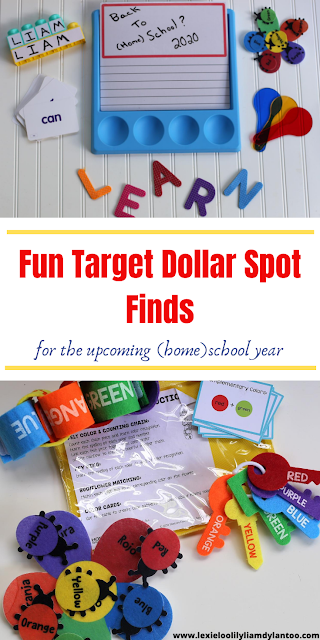 Fun Target Dollar Spot Finds For The Upcoming (Home)School Year