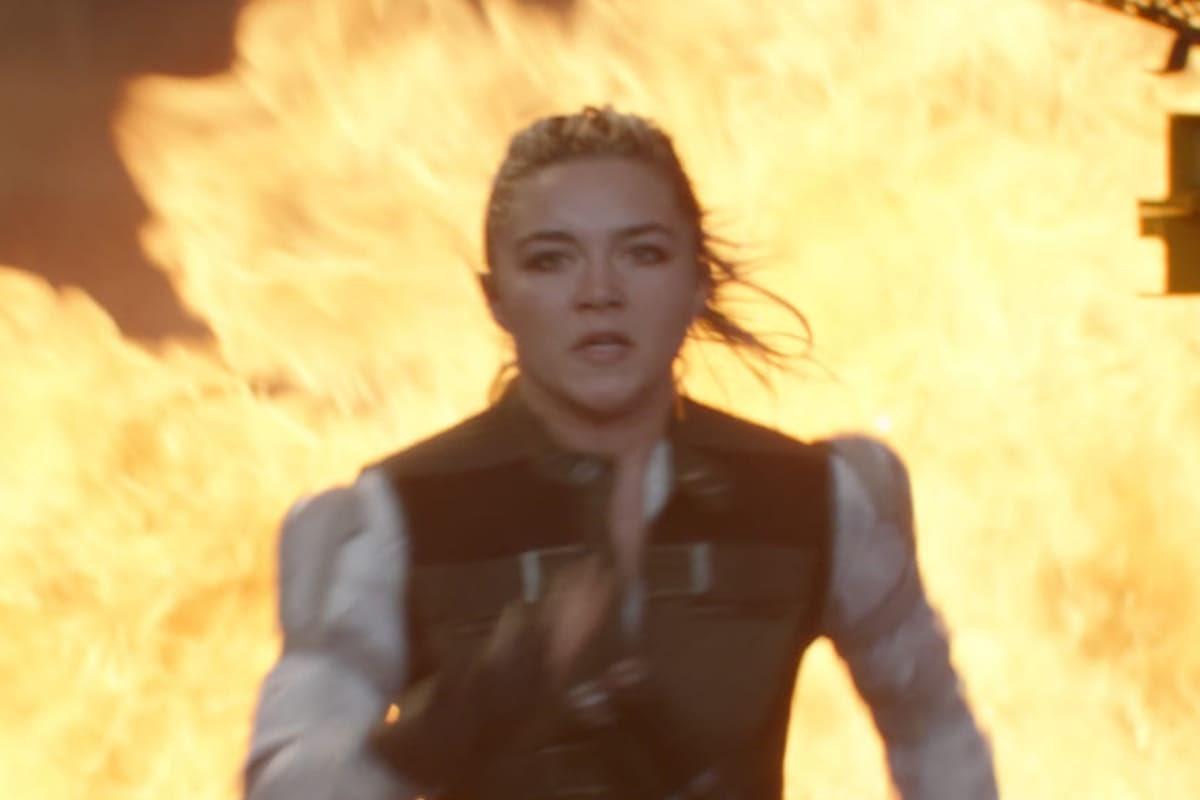 Black Widow : 新しいブラック・ウィドウのフローレンス・ピューが初登場するマーベルのスピンオフ映画「ブラック・ウィドウ」の新しい写真と、公開先送りの新型テネット延期が本決まりかも…と憶測できるDisney+の予告編 ! !