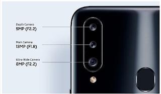 سعر وجدول مواصفات Samsung Galaxy A20s-