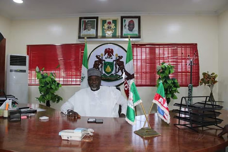 New Kano State Deputy Governor Resumes Office