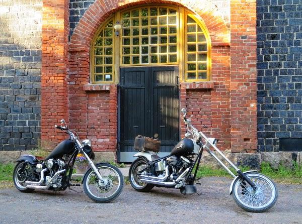 softail chopper sporster 1400 cc 1200 cc custom kustom motorbike