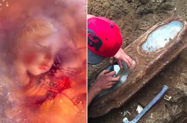 Mysterious Little Girl From Another Century Found In Glass Coffin Now Identified