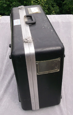 Image of Electro Voice EV sx80 speakers flight case