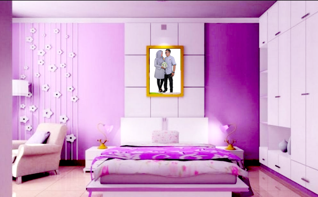 Warna Cat Kamar Romantis