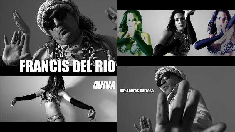 Francis del Río - ¨Aviva¨ - Videoclip - Director: Andros Barroso. Portal Del Vídeo Clip Cubano