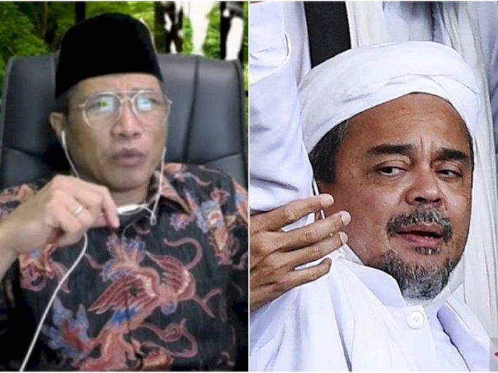 Tak Ada Takutnya! Usai Menghina Islam, Muhammad Kece Kini Ejek Habib Rizieq Shihab