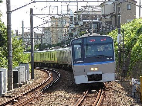 【ダイヤ改正で平日運行!】各停 二俣川行き
