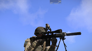 arma3 ericj weapons packアドオン HK 417