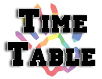 Mysore University Time Table 2020