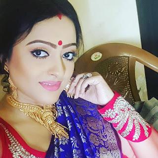 Rupsha Chakraborty Wedding