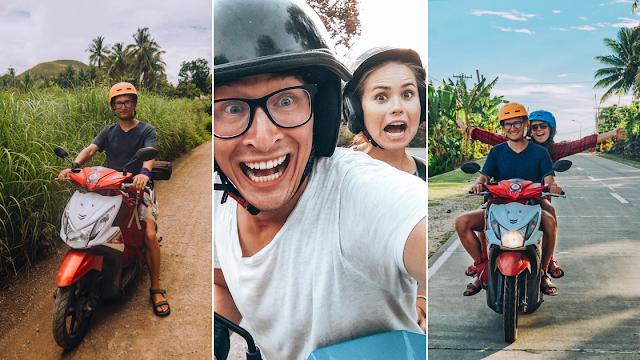 karabon voyage | skuter | skuter Azja