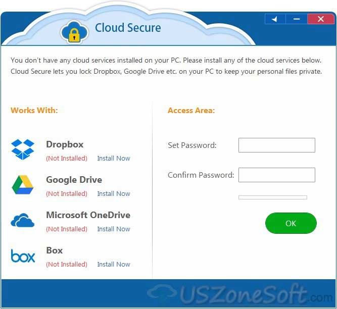 Cloud Secure- Lock or Unlock Individual Cloud Accounts