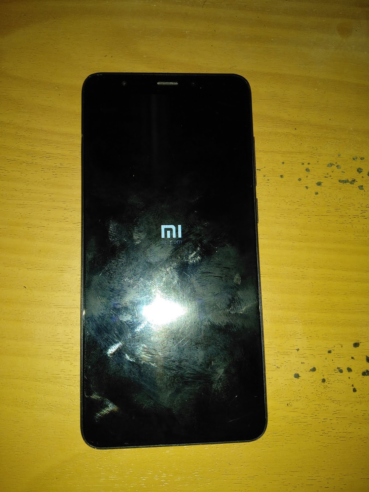 Flash Xiaomi Redmi 5 Rosy