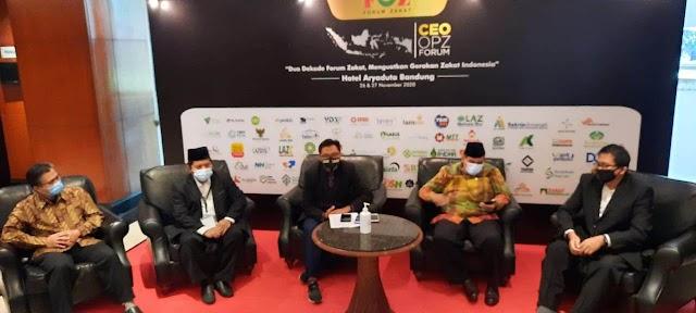 """Forum Zakat Mendorong Empat Agenda Strategis Untuk Menguatkan Gerakan Zakat"""