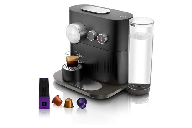 Cafeteira expresso com conectividade wifi Nespresso Expert