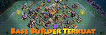 Base Builder Malam Terkuat Town Hall 7