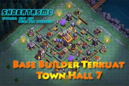 Base Builder Malam Terkuat Town Hall 7