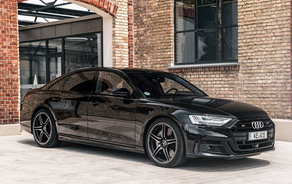 Audi S8 preparado por ABT