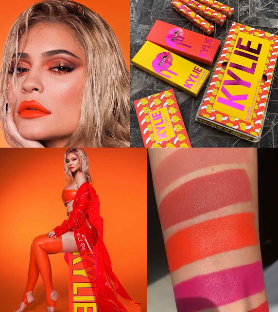 Kylie Cosmetics X Summer Collection 2018