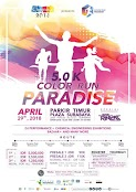 Paradise – Color Run • 2018