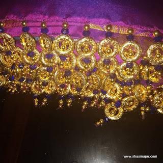 kuchu designs for sarees