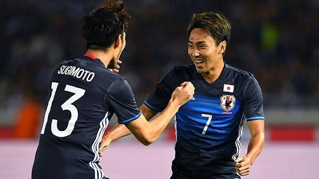 4. Nhật Bản - nhất bảng E vòng loại thứ 2.