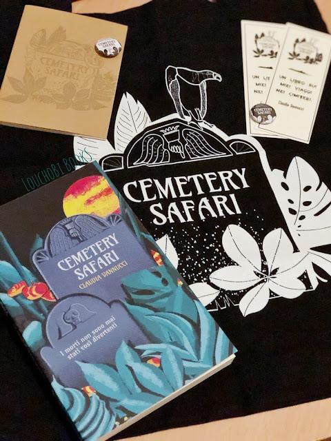 Cemetery Safari - Claudia Vannucci [recensione]