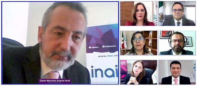 INAI instruye a FGR dar a conocer investigaciones y sentencias contra Enrique Peña Nieto