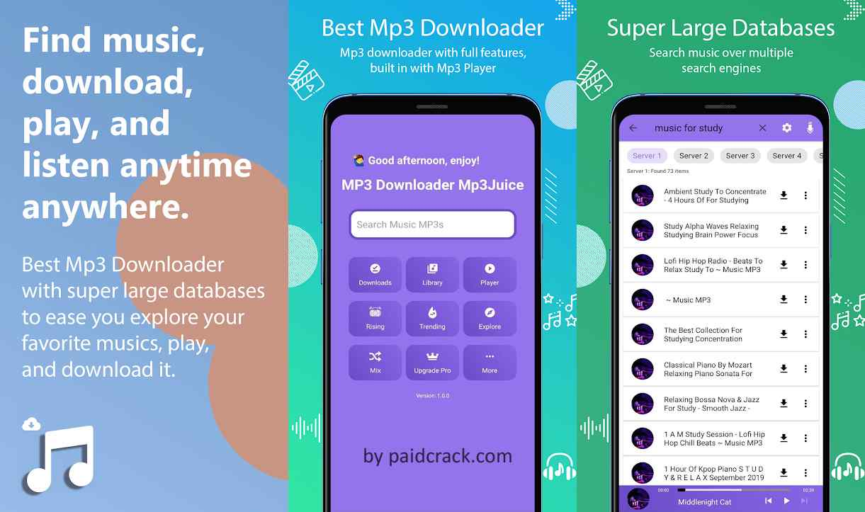 Fimi Juice - MP3 Music Downloader Pro Mod Apk 1.0.3