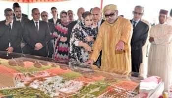الأقاليم الجنوبية.. نهضة وتنمية بفضل السياسة الحكيمة لجلالة الملك محمد السادس نصره الله