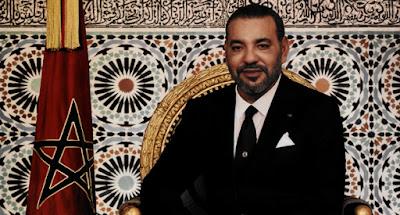 الملك محمد السادس يوجه خطابا الى الشعب المغربي غدا بمناسبة ذكرى المسيرة الخضراء