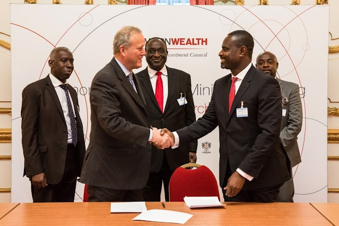 AGI signs MoU with Commonwealth Enterprise and Investment Council