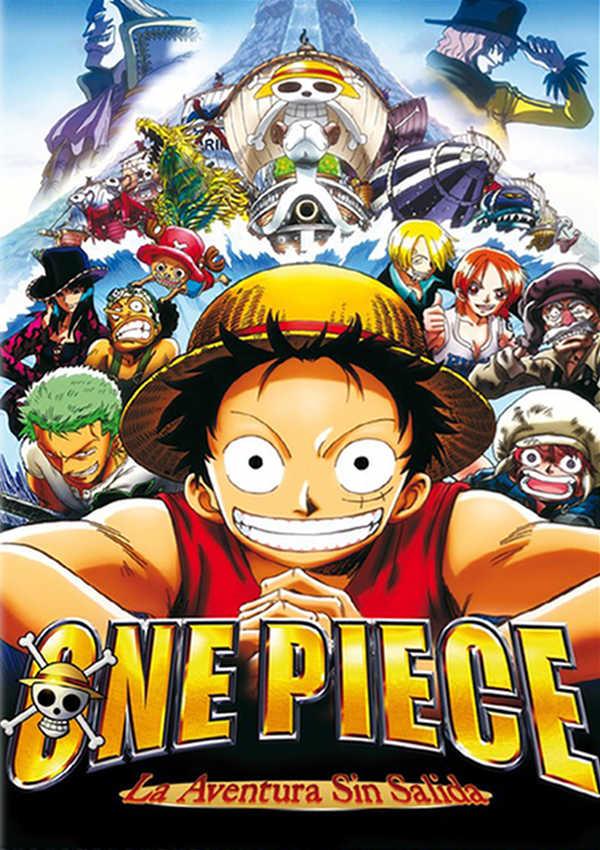 One Piece: La Aventura Sin Salida (2002) |Castellano| |Película 04| |Mega|