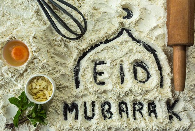 Happy Eid Mubarak Wishes
