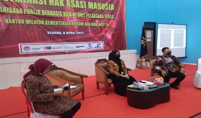 Ombudsman Banten: Urgensi Pelayanan Publik Berbasis HAM