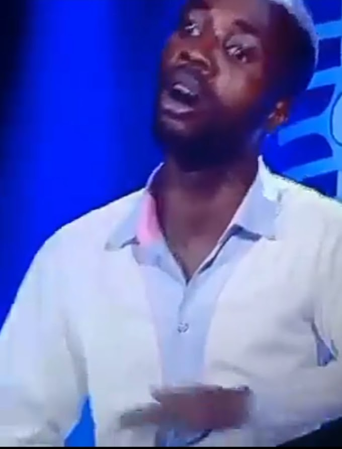 The best performance from Nigerian Idol(Ridiculous Video)